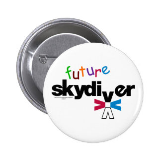 Future Skydiver Button