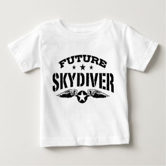 Future Skydiver Infant T-shirt