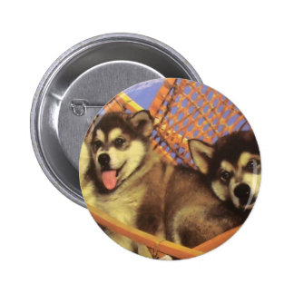Future Sled Dog Champs Button