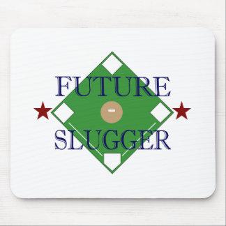 Future Slugger Mouse Pad