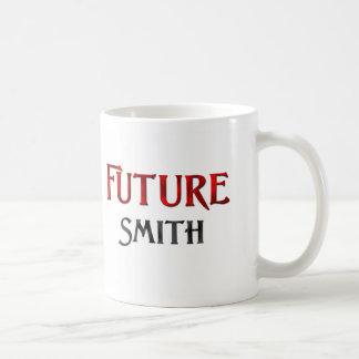 Future Smith Classic White Coffee Mug
