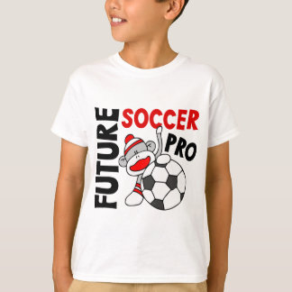 Future Soccer Pro Sock Monkey T-Shirt