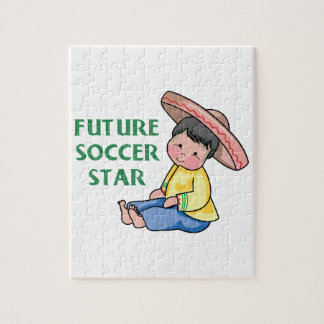 Future Soccer Star Puzzles