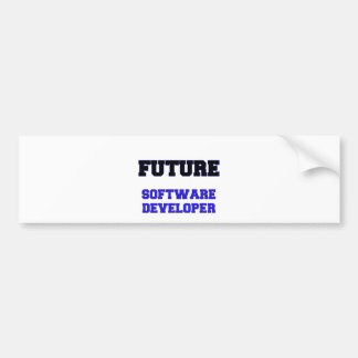 Future Software Developer Bumper Sticker