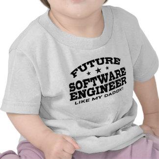Future Software Engineer Tee Shirt