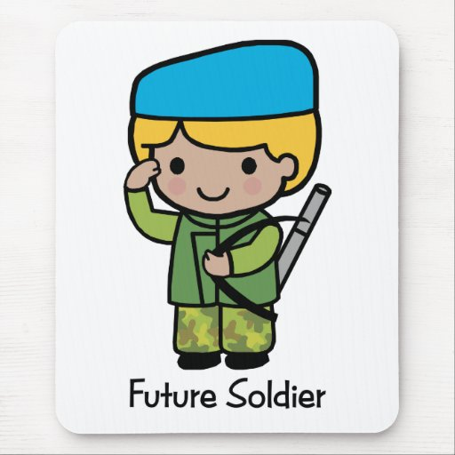 Future Soldier Mouse Pad