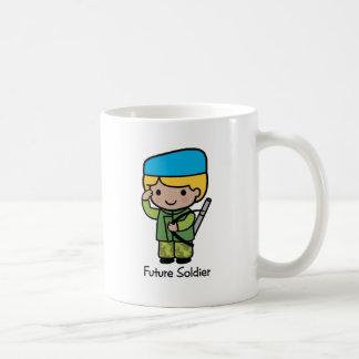 Future Soldier Classic White Coffee Mug