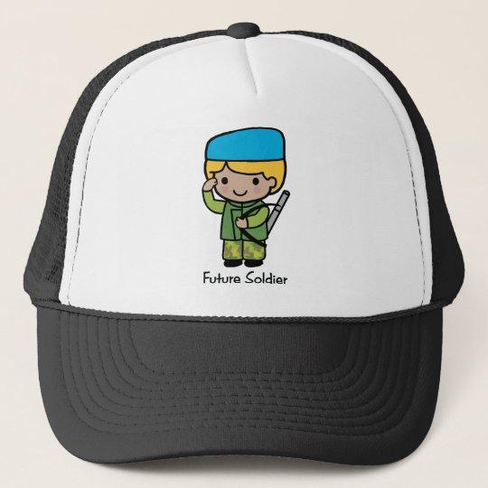 Future Soldier Trucker Hat