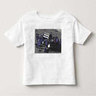 Future space exploration missions 10 toddler t-shirt