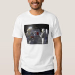 Future space exploration missions 11 tees