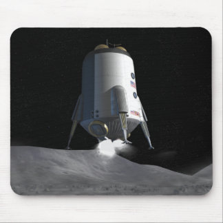 Future space exploration missions 12 mouse pad