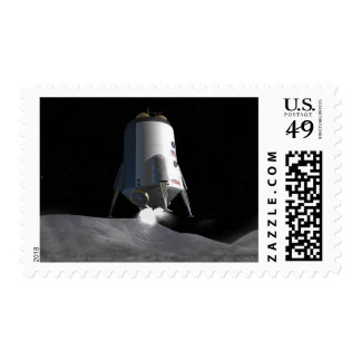 Future space exploration missions 12 postage