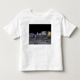 Future space exploration missions 13 toddler t-shirt
