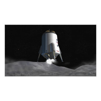 Future space exploration missions 2 photo print