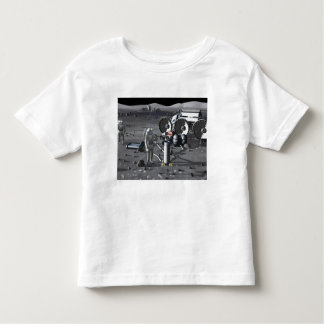 Future space exploration missions 2 toddler t-shirt
