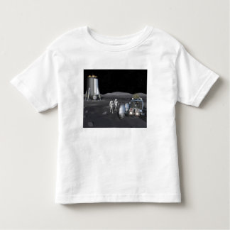Future space exploration missions 3 toddler t-shirt