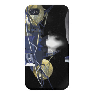 Future space exploration missions 4 iPhone 4/4S cover