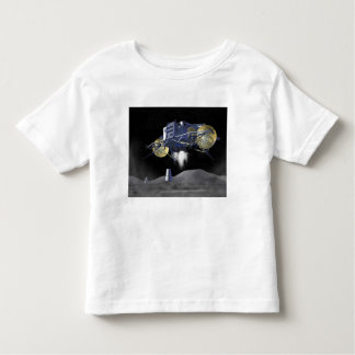 Future space exploration missions 4 toddler t-shirt