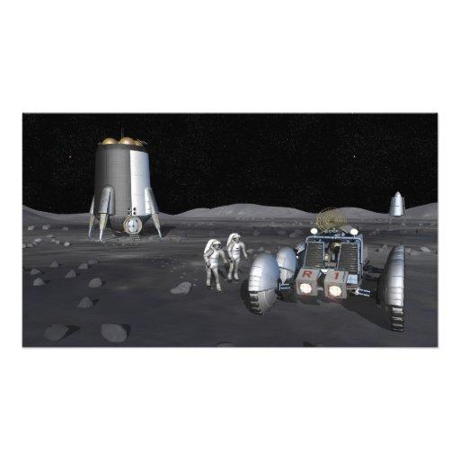 Future space exploration missions 6 art photo