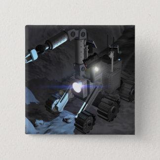 Future space exploration missions 6 button