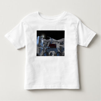 Future space exploration missions 7 toddler t-shirt