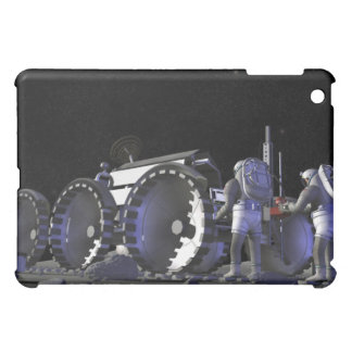 Future space exploration missions 9 iPad mini case