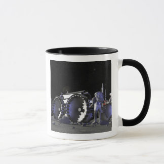 Future space exploration missions 9 mug