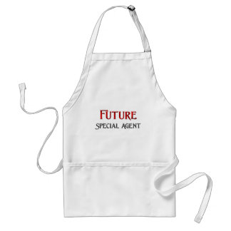 Future Special Agent Adult Apron