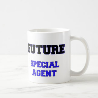 Future Special Agent Coffee Mug