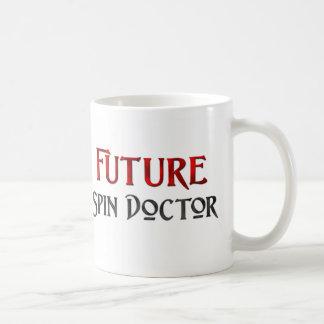 Future Spin Doctor Coffee Mugs