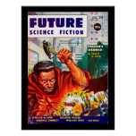 Future Spring 1956_Pulp Art Poster
