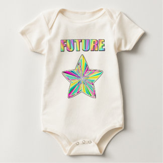 Future Star Baby Bodysuit