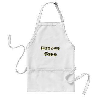 future_star delantal