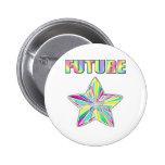 Future Star Pin