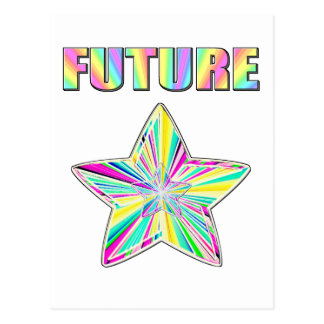 Future Star Postcard
