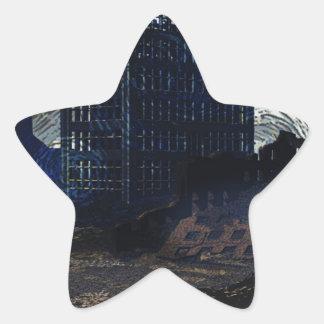 FUTURE STARRY NIGHT.jpg Star Sticker