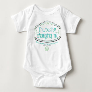 Future Statement from Baby T-shirt