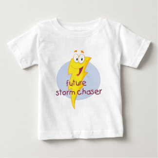 Future Storm Chaser Baby T-Shirt