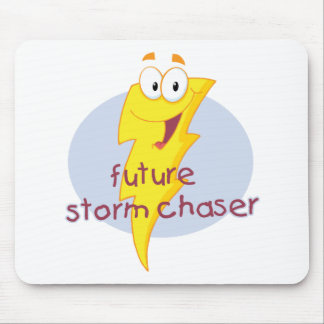 Future Storm Chaser Mousepads