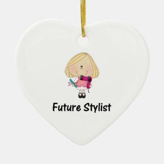 future stylist christmas tree ornaments
