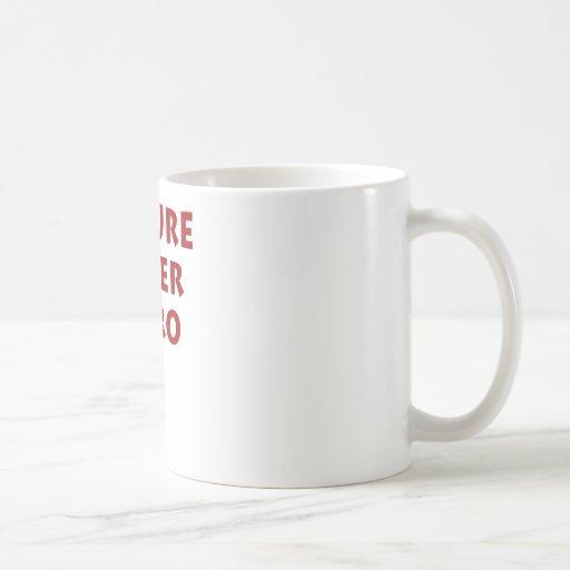 Future Super hero Coffee Mugs