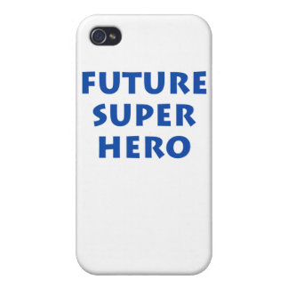 Future Super hero iPhone 4/4S Cases