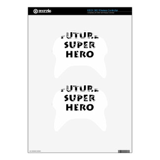 Future Super hero Xbox 360 Controller Skins