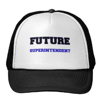 Future Superintendent Trucker Hat