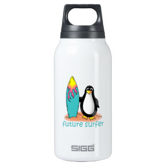 Future Surfer 10 Oz Insulated SIGG Thermos Water Bottle