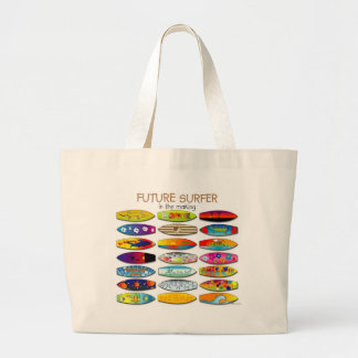 FUTURE SURFER IN THE MAKING BAGS