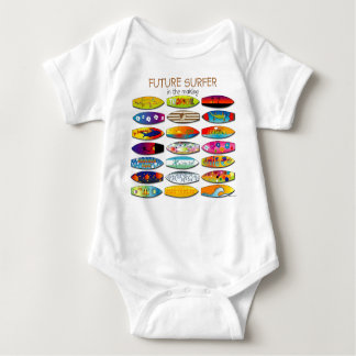 FUTURE SURFER IN THE MAKING TEE SHIRT