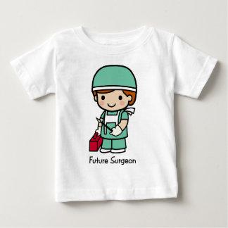 Future Surgeon - Boy Baby T-Shirt
