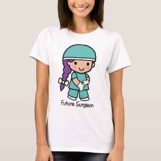 Future Surgeon - Girl T-Shirt