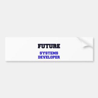 Future Systems Developer Bumper Sticker